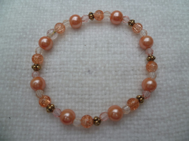 Topaz Stretch Bracelet