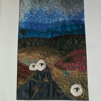 Heather Moors Textile Art