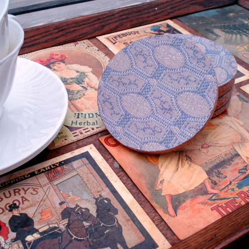 Far Eastern Style Coasters