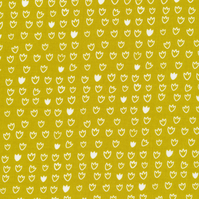 tulip in citron by aneela hoey for cloud9 FQ
