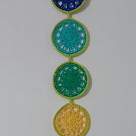 Chakra Wall Hanging Decoration