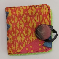 Bright pineapple Needle Book