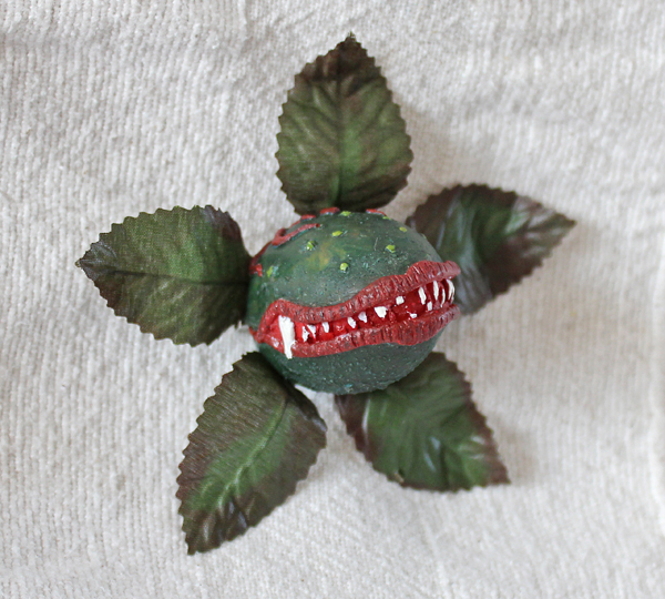 Killer Plant - Fridge Magnet