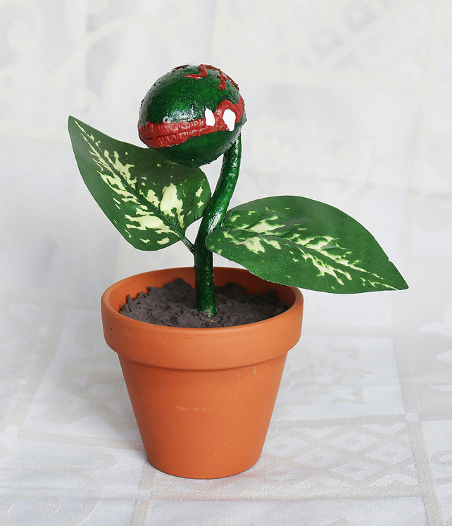 Killer Plant - Medium Head (Green)