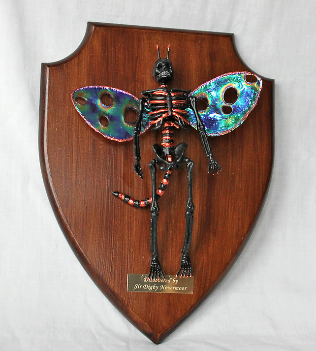 Fairy Skeleton Trophy