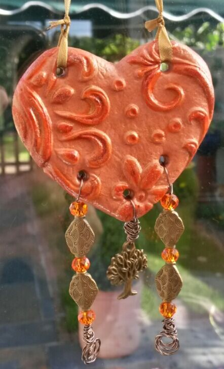Heart Sunflower, Rustic, Wall Hanging, Hippie, Boho, Gift, Suncatcher, Woodland.