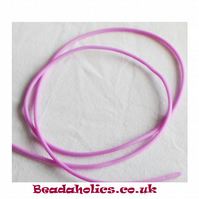 3 metre of Purple Silicone hollow tubing