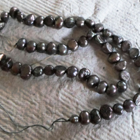 Strand Brown Fresh water pearls