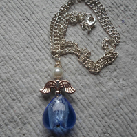 Angel Pendent Necklace