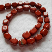 "16"" Strand of Red Jasper Nuggets"