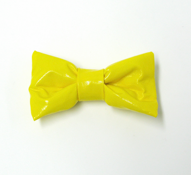 HAPPY SHINY BOW! TIE