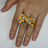 MINI BABY BOW! RING