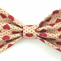 Heart and Dots BOW!