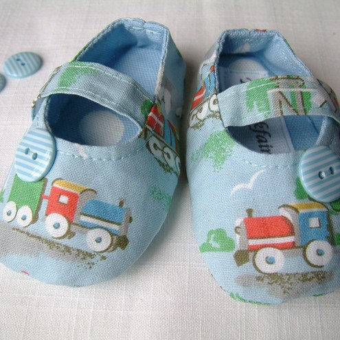 Cath Kidston sweet baby mary janes