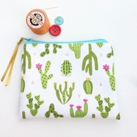 Cacti Coin Purse
