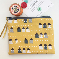 Little House Coin Purse