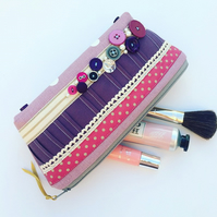 Makeup Bag, Pencil Case
