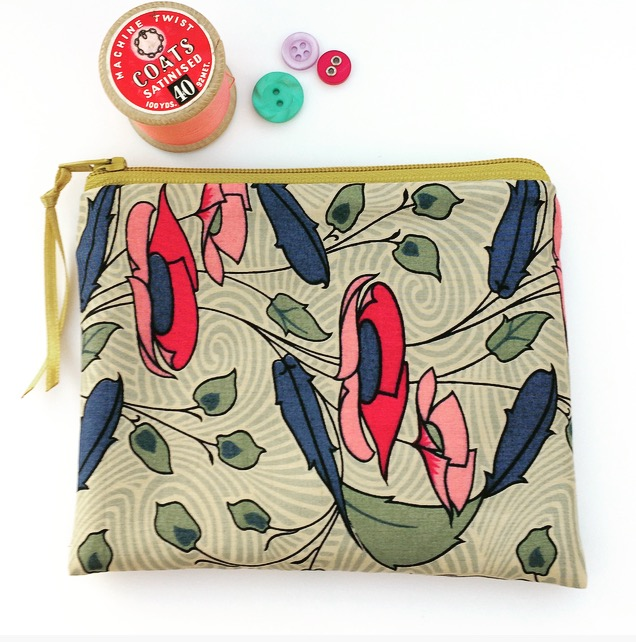 Liberty of London Print Coin Purse