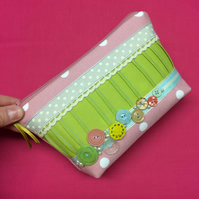 Make Up Bag, Cosmetics Bag