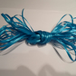 1 roll of 3mm dark turquoise satin ribbon minimum 10 metres, wedding favours,