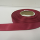 2 metres x 15mm Victorian Rose Pink Satin Ribbon Double Sided