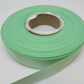2 metres x 15mm Dark Mint Green Satin Ribbon Double Sided