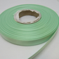 2 metres x 10mm dark mint green Ribbon Double Sided