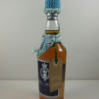 'Winter Warmer' Bottle Decoration