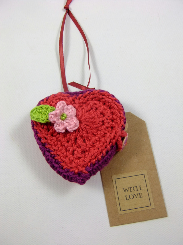 Crochet Locket!
