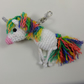 Reserved for Coleen Unicorn Key Ring or Bag Charm