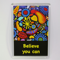 SEEDS FRIDGE MAGNET-FREE P&P