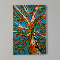 SPIRIT OF THE TREE PRINT ON CANVAS