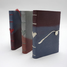 Small 'Madder' heart books