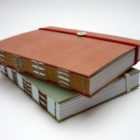 Recycled Leather book