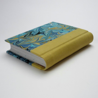 A7 Marbled Book