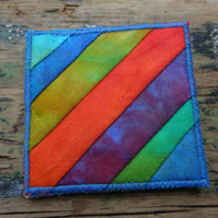 Patchwork Brooch 4
