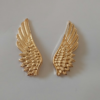 Punk Angel Wing Pins