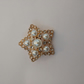 Pretty Star Shaped Brooch