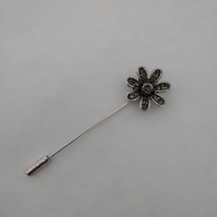 Lapel Pin. Stick Pin. Small Pin. Hijab Pin.