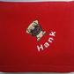 Personalised PUG Fleece Dog Blanket