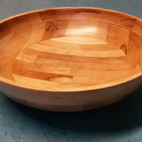 "12"" beech salad bowl"