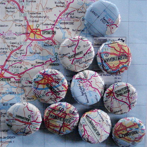 Badges - Map