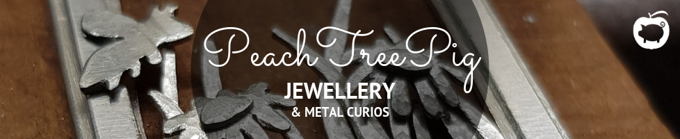 Jewellery & Metal Curios by PeachTreePig