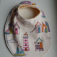 Baby bib Sea Side