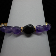 Three quartz bracelet