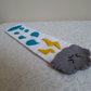 Cute Handmade Felt Unhappy Cloud Bookmark