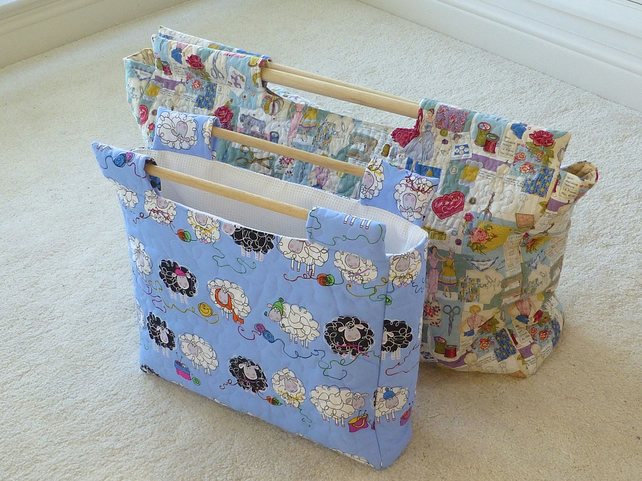 Quot Sew Retro Quot Sewing Knitting Project B Folksy