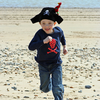 Pirate t-shirt (long-sleeved)