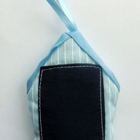 Lavender Sachet in the shape of a Beach Hut
