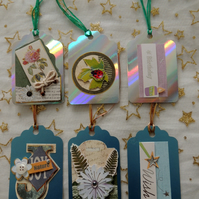 Pack of 6 Assorted Gift Tags